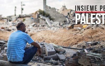 La Piattaforma ha allocato i primi fondi a sostegno delle famiglie sfollate nella Striscia di Gaza