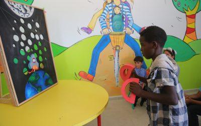 La seconda azione finanziata dalla Piattaforma sostiene bambini/e e adolescenti nella Striscia di Gaza